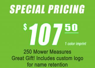 mower measure