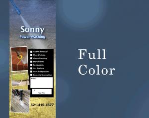 Full Color Gloss Paper