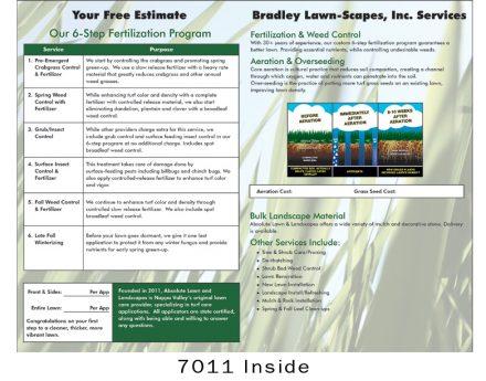 Sales Brochure